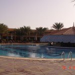 ОАЭ отель Bin Majid  beach resort бассейн