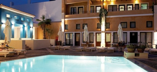 Grecotel Plaza Spa Apartments 4*, Крит, Греция